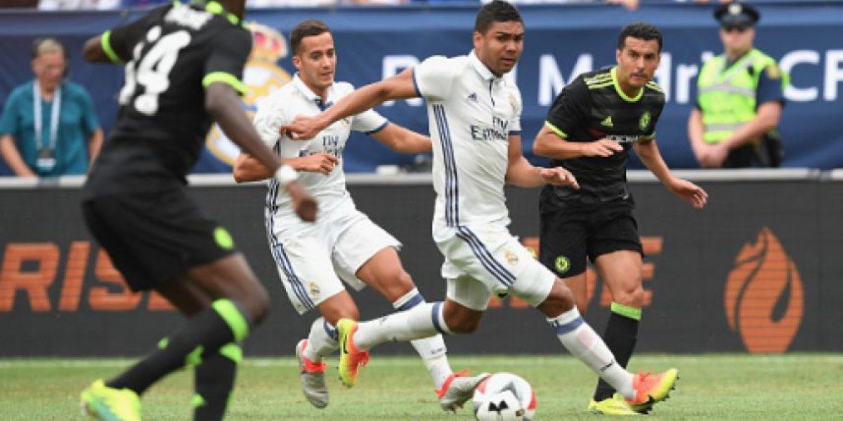 Real Madrid, plagado de jóvenes, vence al Chelsea
