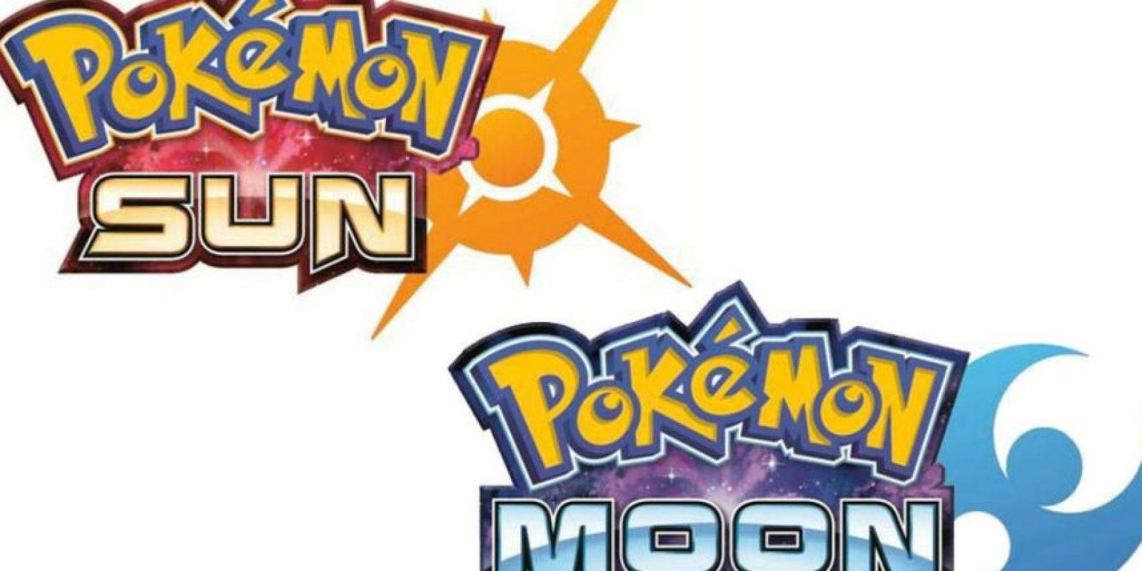 Pokémon Sol y Luna serán los nuevos juegos a cargo de Nintendo. Foto:Nintendo