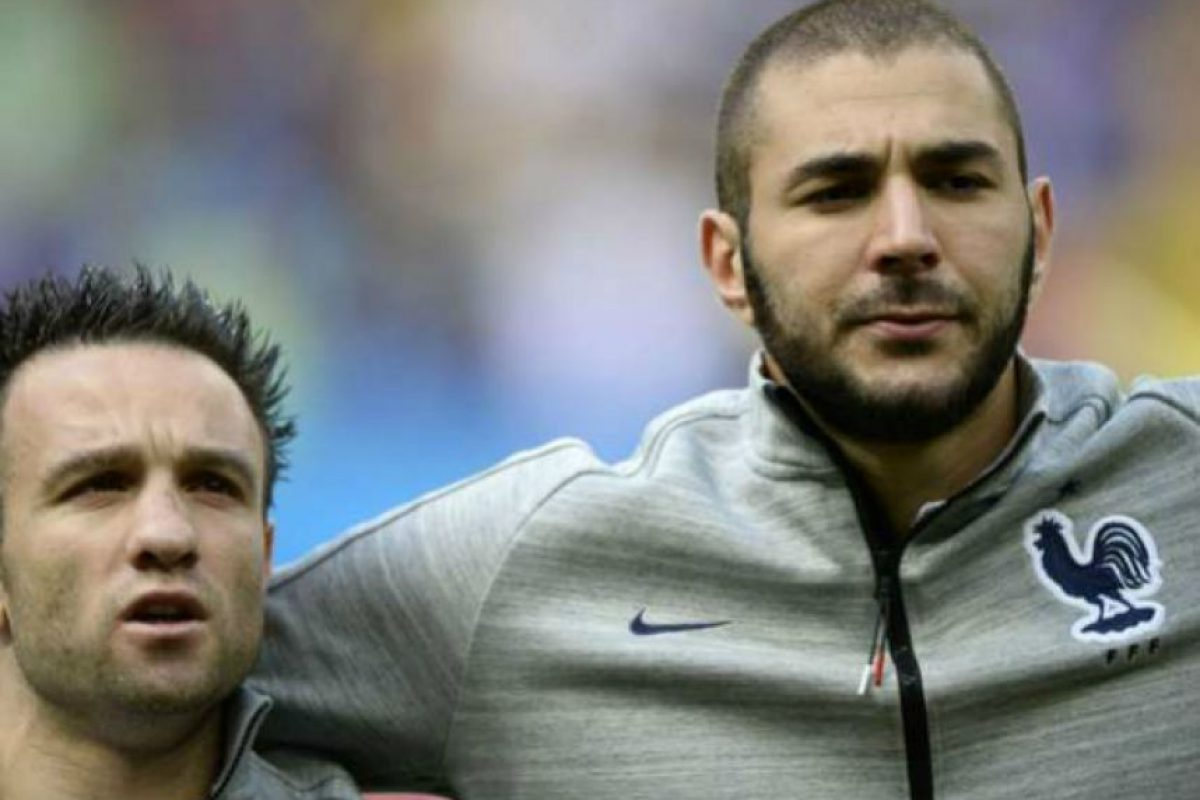 """Karim Benzema es uno de los supuestos implicados en el llamado """"Sextape Valbuena"""" Foto:Getty Images"""