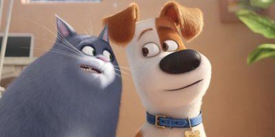 """Chloé y Max son dos mascotas bastante consentidas a punto de enfrentar sus peores miedos en """"La vida secreta de las mascotas"""" Foto:Universal Pictures"""