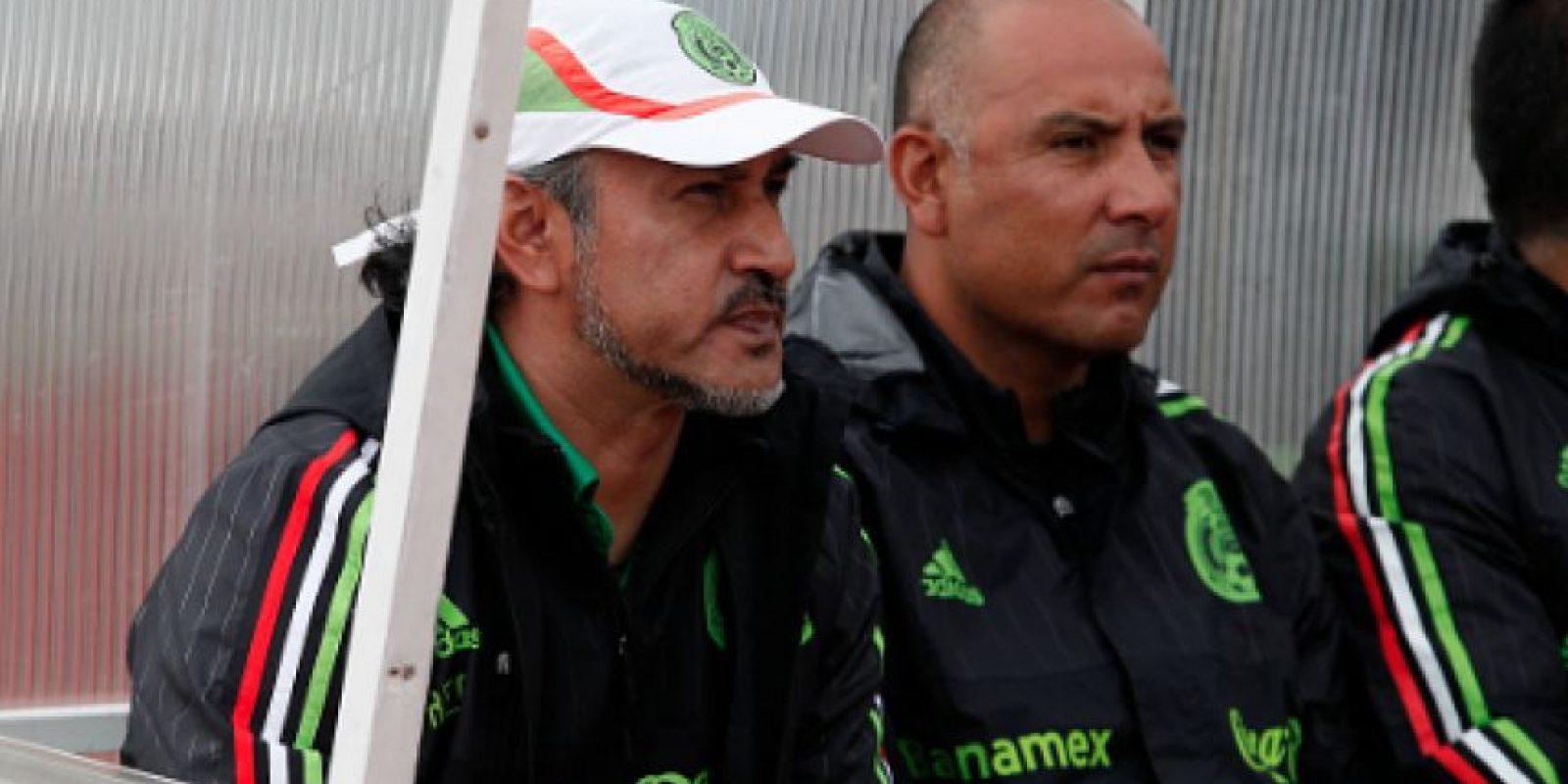 """El """"Potro"""" Gutiérrez quiere llegar al Tri mayor antes de Rusia 2018 Foto:Getty Images"""