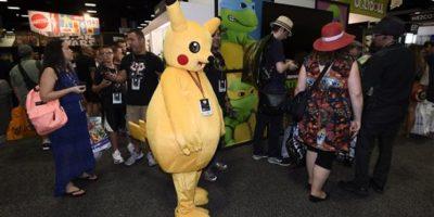 2. Iba a aprender a hablar: Ikue Otani, la actriz que le dio voz a Pikachu en la serie, cuenta que uno de los planes era que aprendiera a habla Meowth Foto:AP