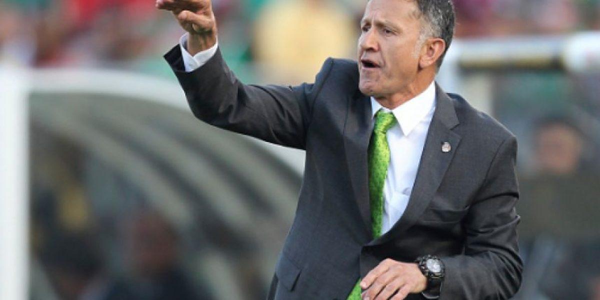 ¿En serio? Osorio asegura que continuarán las rotaciones en el Tri