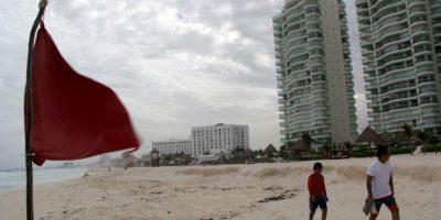 Quintana Roo será el estado más afectado Foto:efe