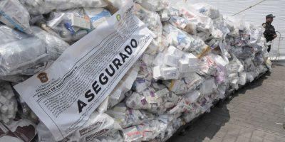 La Cofepris emprende diversas contra los medicamentos ilegales Foto:cuartoscuro