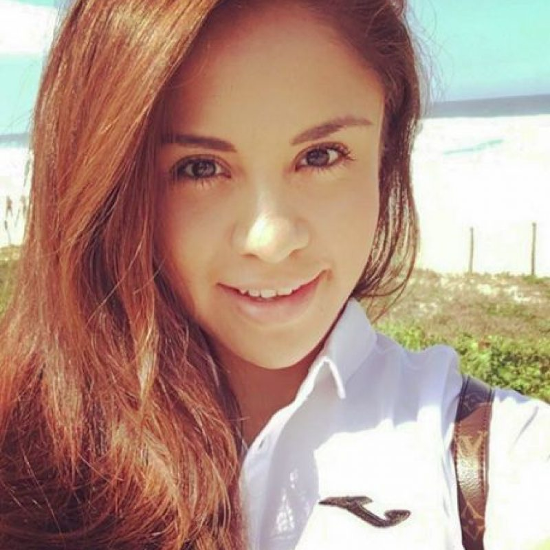 Paola Longoría, racquetbolista mexicana Foto:Instagram @polalongoria