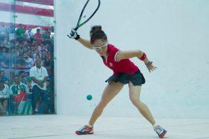 Paola Longoría, racquetbolista mexicana Foto:Getty Images