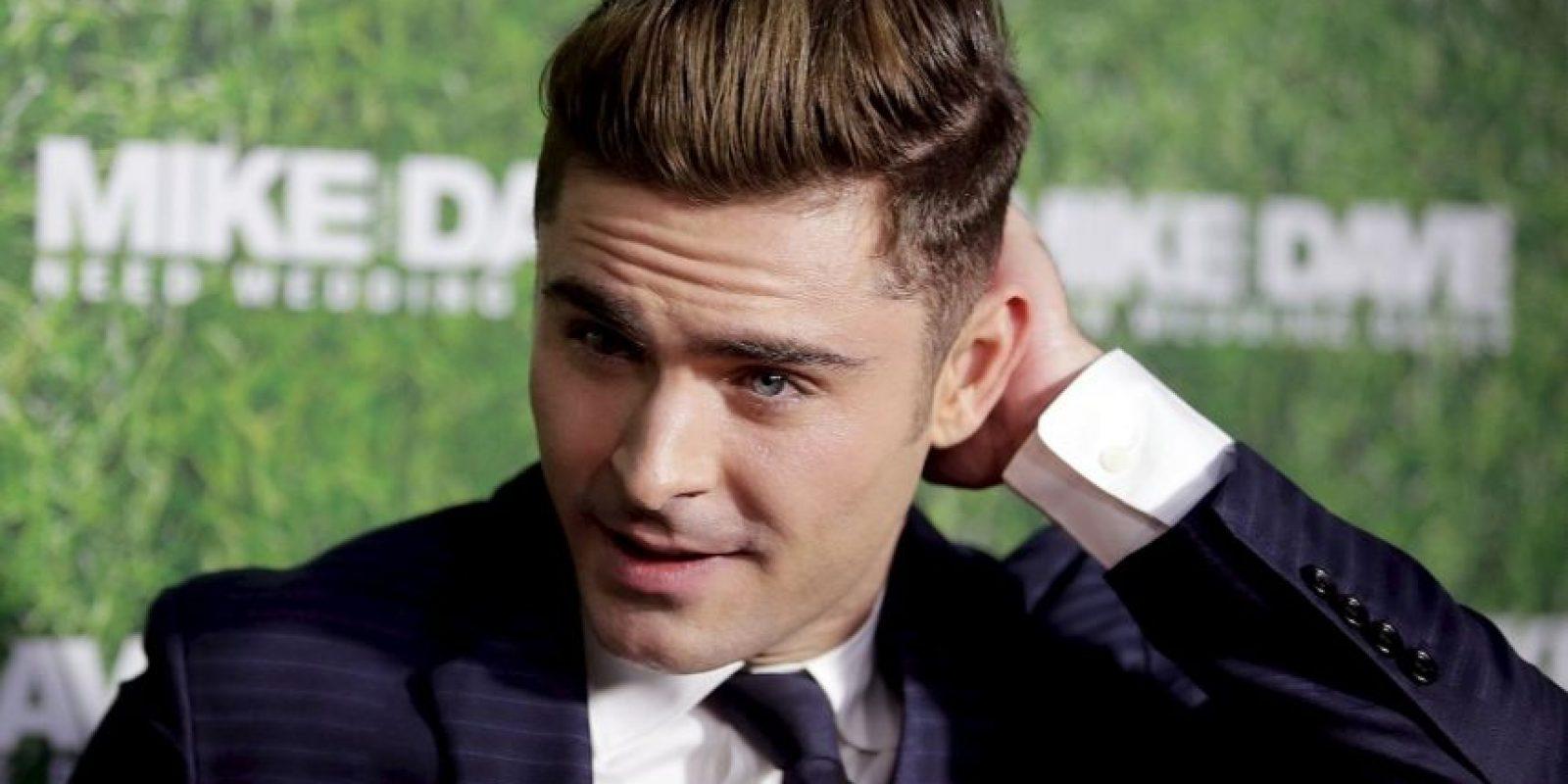 A pesar de que es uno de los actores más codiciados por las fans, él cree no tener éxito con las mujeres. Foto:Getty Images