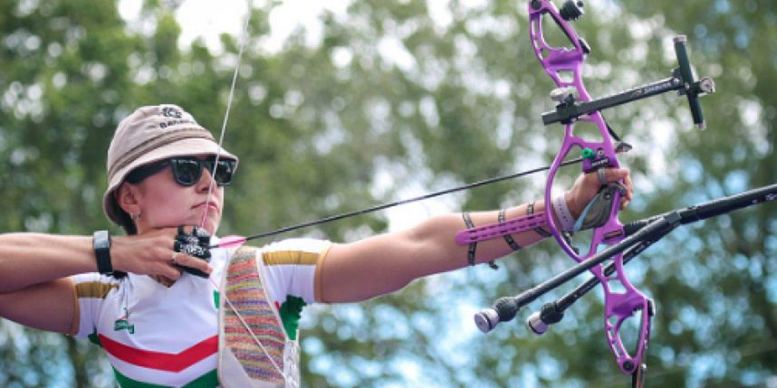 Aida Román empezará su participación en Río en tiro con arco Foto:Getty Images