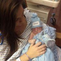 Se enteraron de que su hijo solo viviría unas horas Foto:Prayers for Shane vía Facebook