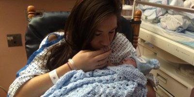 Desde antes de nacer hicieron lo posible por darle todo a su hijo Foto:Prayers for Shane vía Facebook