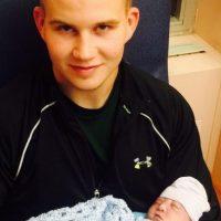 Sus padres se encargaron de que así fuera Foto:Prayers for Shane vía Facebook