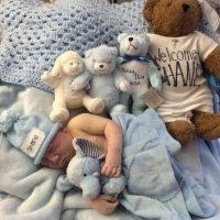 El niño pasó solo unas horas entre nosotros Foto:Prayers for Shane vía Facebook