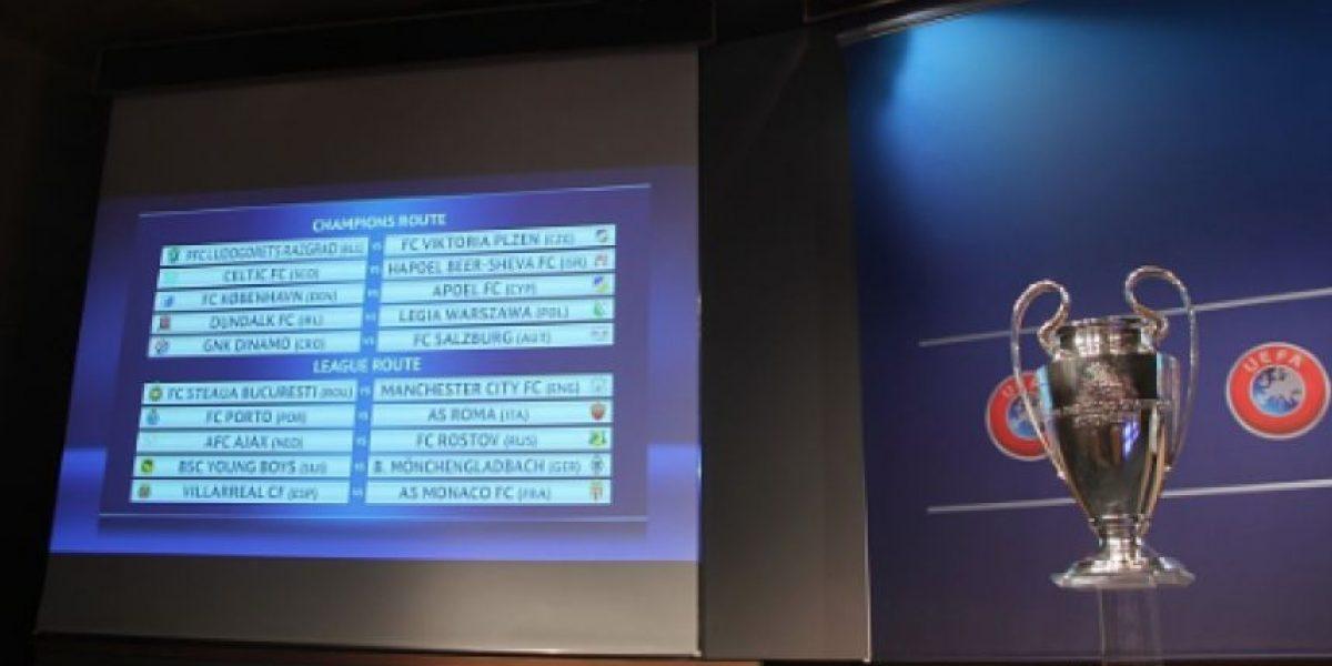 Mexicanos ya tienen rivales para buscar boleto a la Champions League