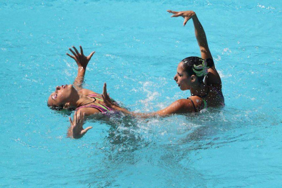 Nuria Diosdado y Karem Achach Foto:Notimex