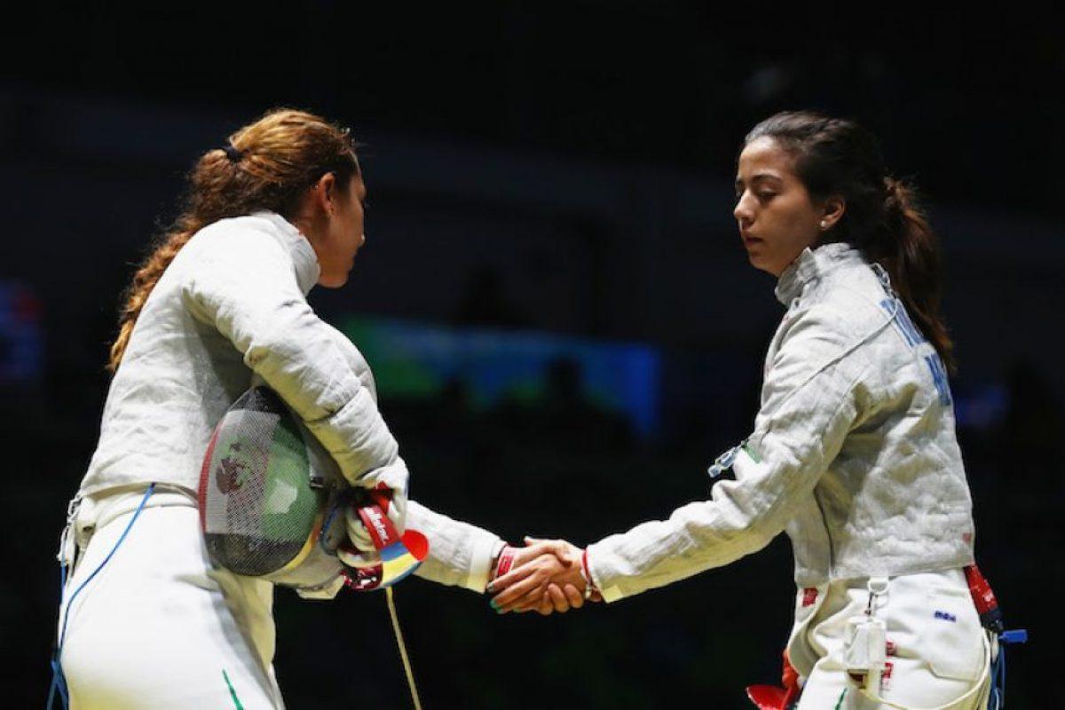 Úrsula González y Julieta Toledo. Foto:Getty Images