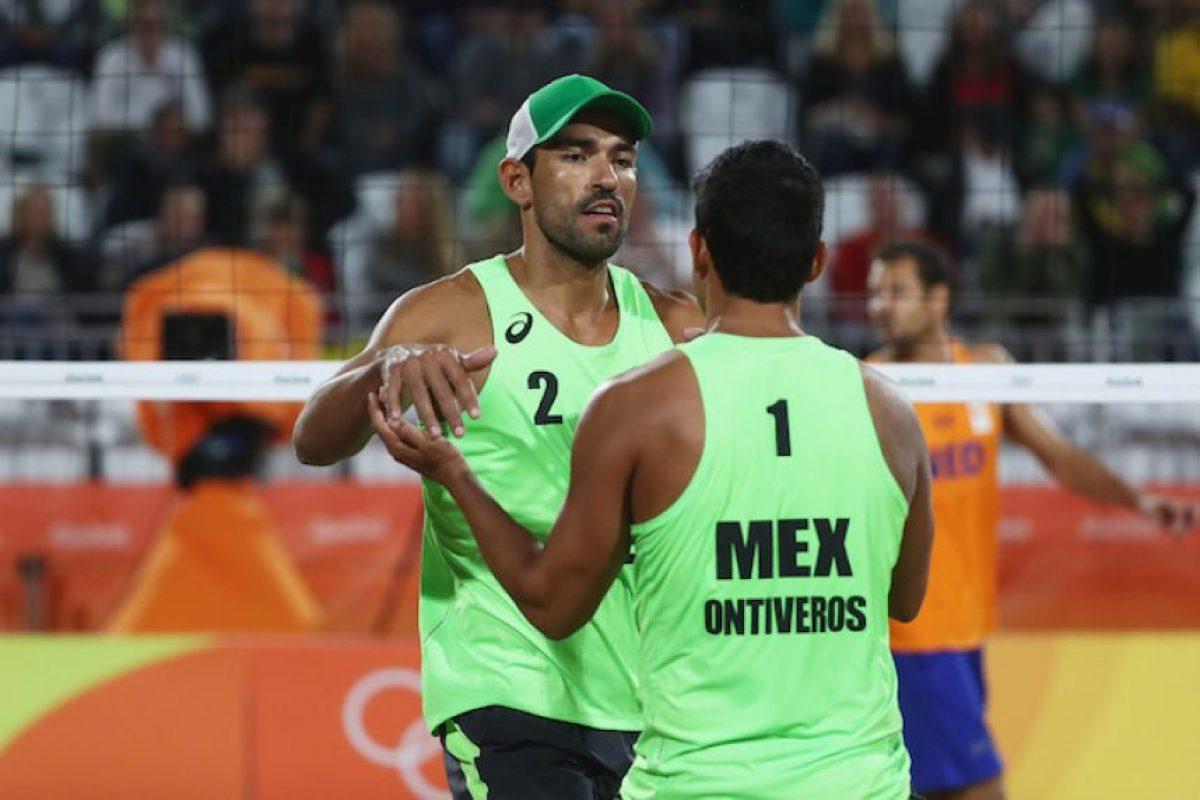 Rodolfo Ontiveros y Juan Virgen. Foto:Getty Images