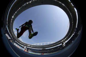 Alberto Álvarez, salto triple; Río 2016 Foto:AP