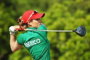 Gaby López, golf, Río 2016 Foto:Getty Images