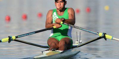 Juan Carlos Cabrera terminó en segundo lugar Foto:Getty Images