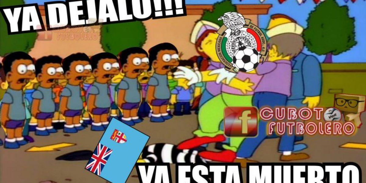 Los mejores memes del México vs. Fiyi en Juegos Olímpicos