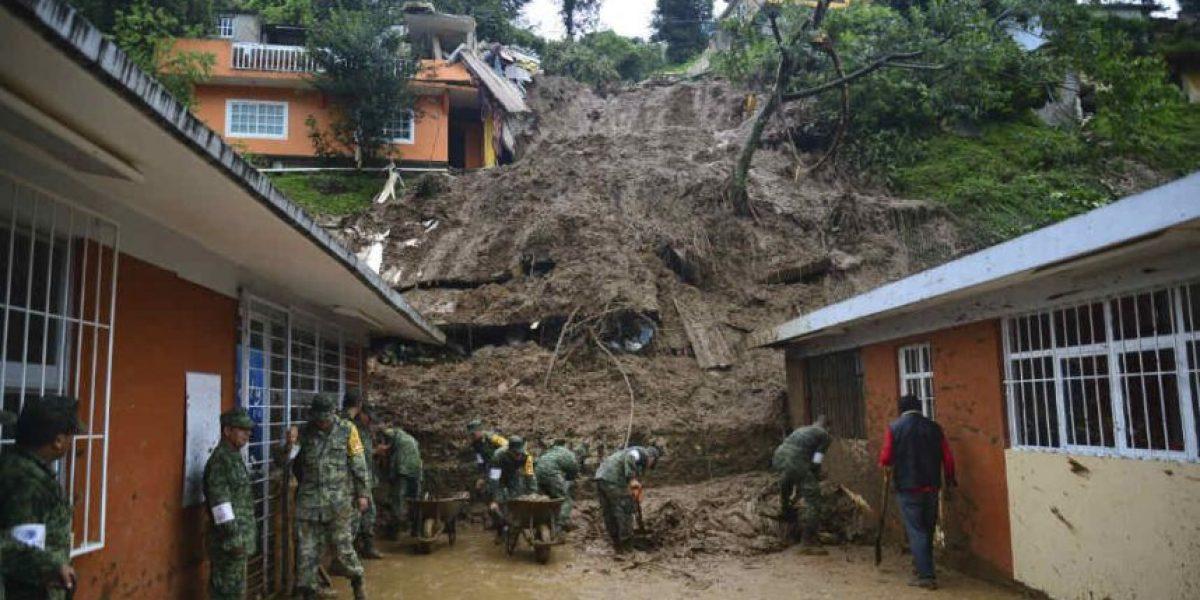 Veracruz solicitará declaratoria de emergencia por Earl