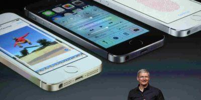 El iPhone podría ser presentado el 16 de septiembre. Foto:Getty Images