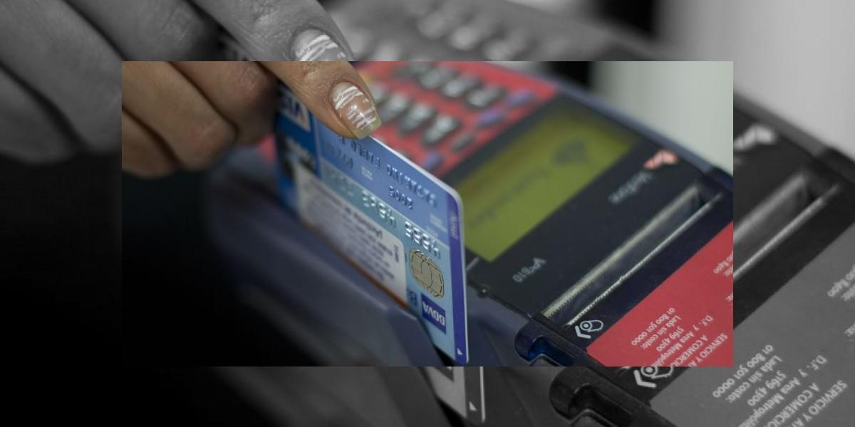 Bancos reportaron 22.6 millones de tarjetas de crédito emitidas en 2015