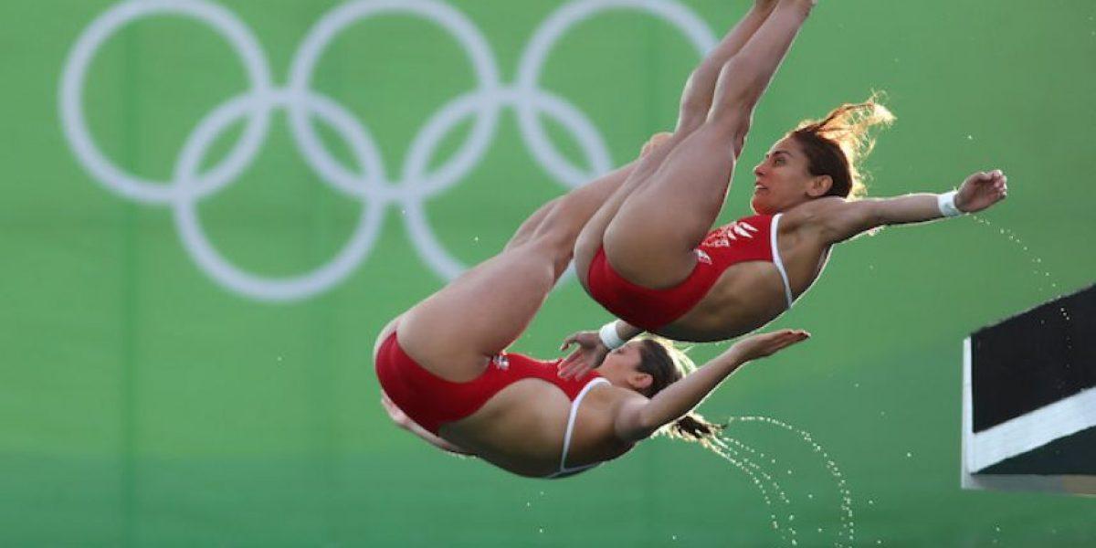 Paola Espinosa y Alejandra Orozco también se quedan sin posibilidad de medalla