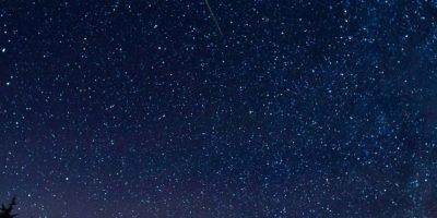 """Bajo condiciones óptimas, las tasas podrían elevarse a 200 meteoros por hora"""", añadió. Foto:NASA"""