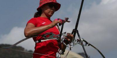 Aida Román no tuvo el apoyo suficiente para Juegos Olímpicos de Río Foto:Getty Images
