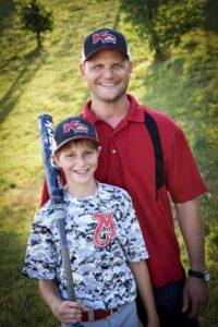 Caleb Thomas Schwab, de 10 años de edad, quien murió el domingo en el parque acuático Schlitterbahn Foto:AP