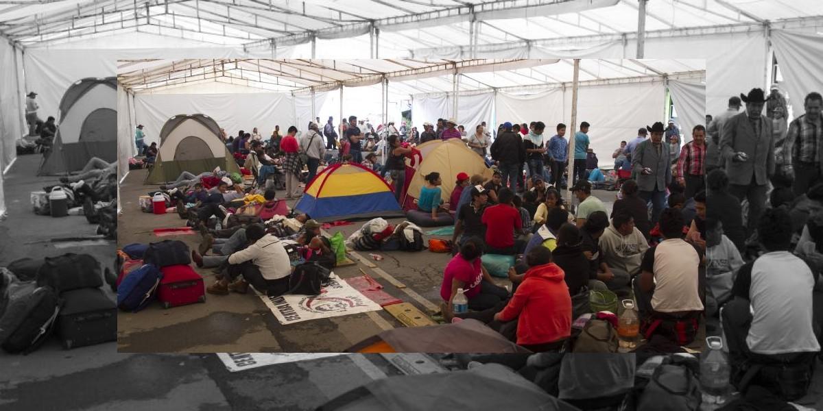Casi 500 comercios cerca de la quiebra por plantones en Bucareli