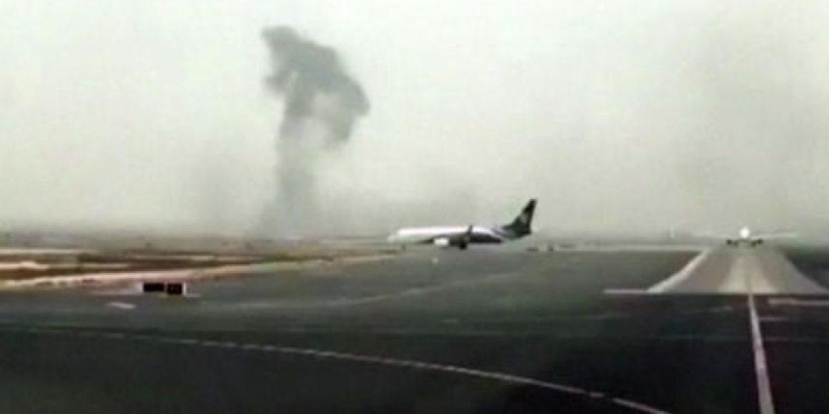 Hombre sobrevivió a accidente aéreo y se ganó un millón de dólares