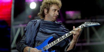 Varios aprendieron a tocar la guitarra con sus canciones. Foto:Getty