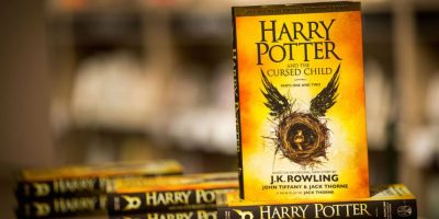 """Harry Potter and the Cursed Child"" vende más de 3 millones de copias Foto: Getty Images"