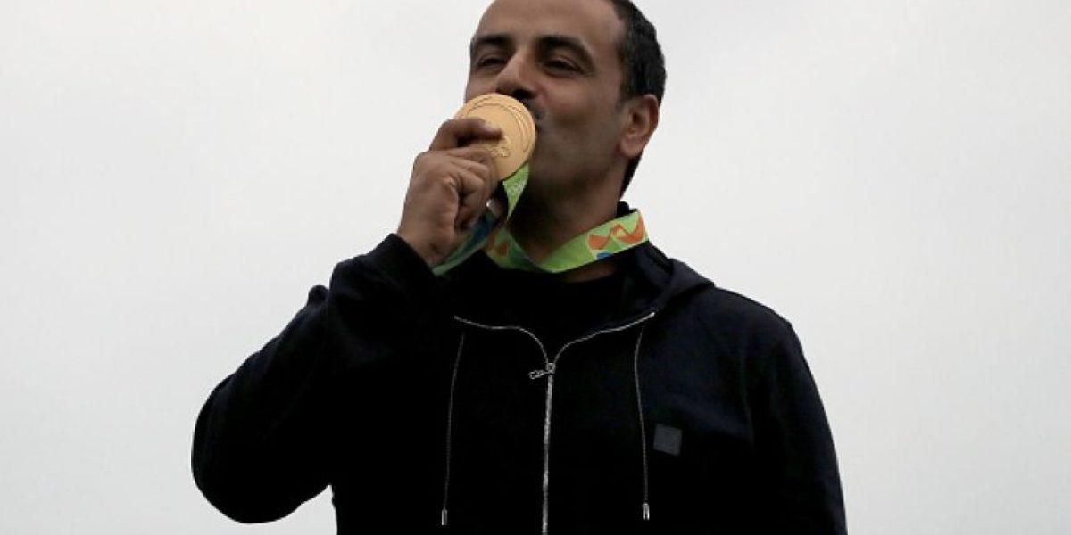 Atleta independiente consigue oro en Río 2016