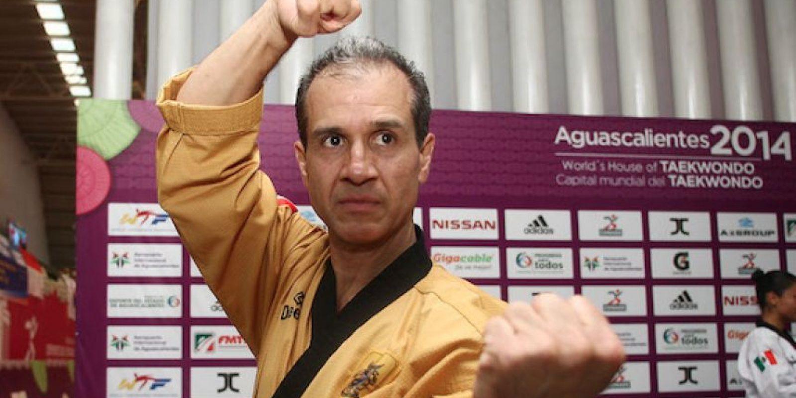 Oscar Mendiola Cruz, campeón campeón mundial de en Stuttgart 1979 Foto:paracomentarse.mx