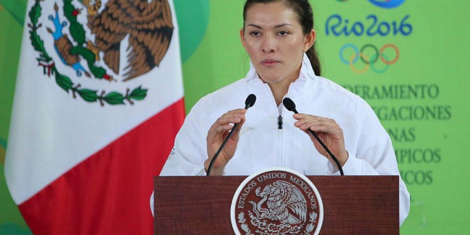 María Espinoza Foto:Getty Images