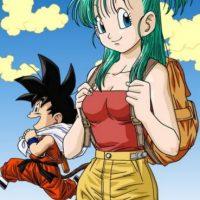 """Bulma en la versión animada de """"Dragon Ball Z"""" tiene el pelo verde y es una mujer empoderada. Casi como Tony Stark pero en femenino. Foto:vía Toei"""