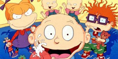 Y siempre imaginaba a los bebés con alucinógenos. Foto:vía Nickelodeon