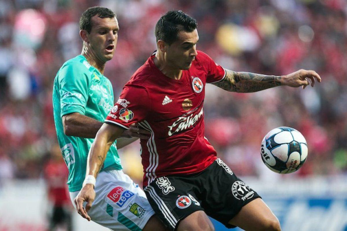 Xolos suman tres victorias consecutivas y ahondan crisis del León Foto:Mexsport