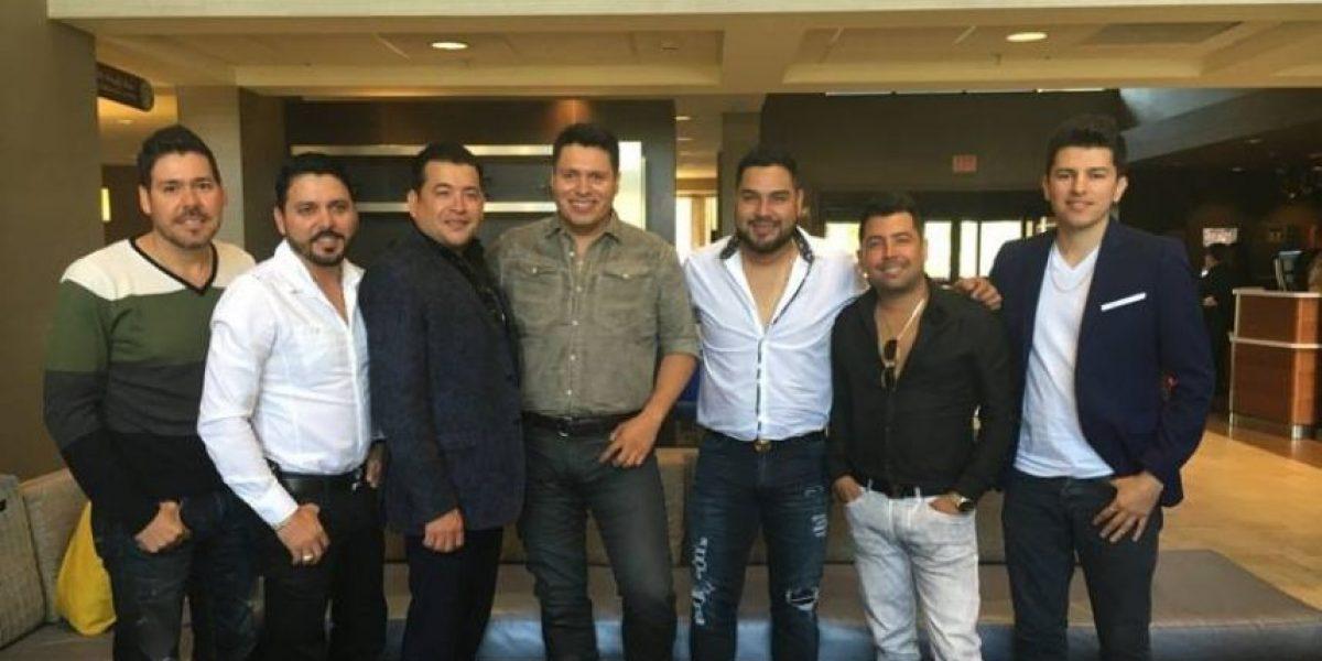 Alan Ramírez regresa a la Banda MS rodeado de 15 mil personas