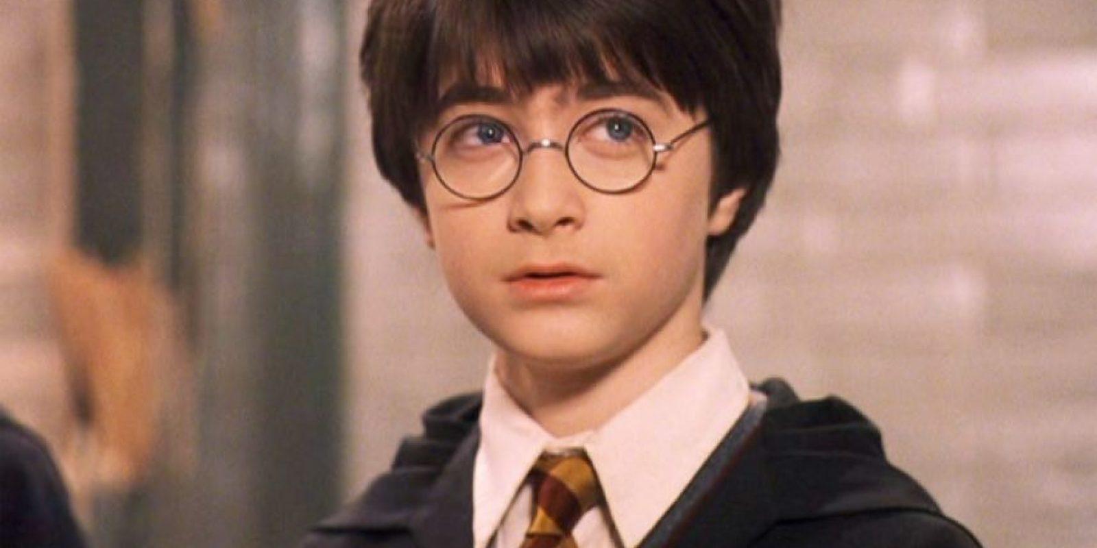 Harry Potter y la piedra filosofal llegó a los cines en 2001 Foto:Archivo