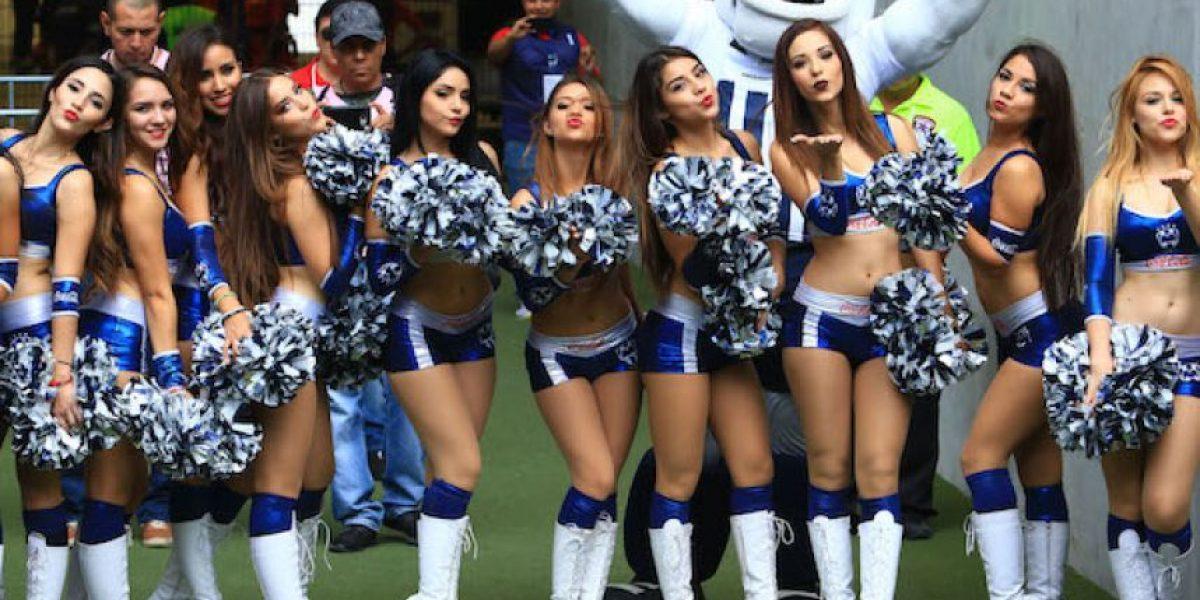 FOTOS: Las chicas de la jornada 5 del Apertura 2016