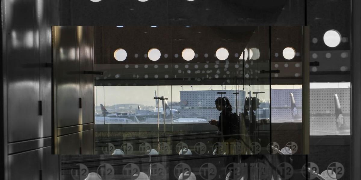 Aumenta 4.6% flujo de pasajeros por vía aérea en los primeros 7 meses del año