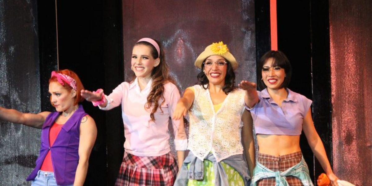 Así fue el debut de Kika Edgar en el musical