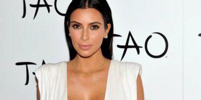 """Kim Kardashian afirma que es más """"selectiva"""" con los fans a los que les firma autógrafos. Foto:vía Getty Images"""
