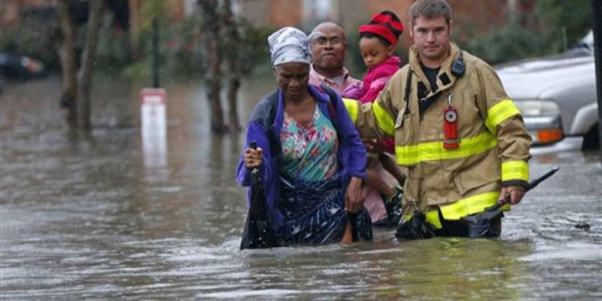 Inundaciones en Louisiana, asciende el número de muertos