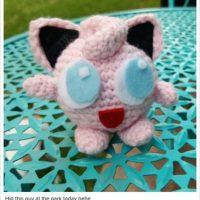 Ella piensa seguir haciendo más pokémon. Foto:Instagram